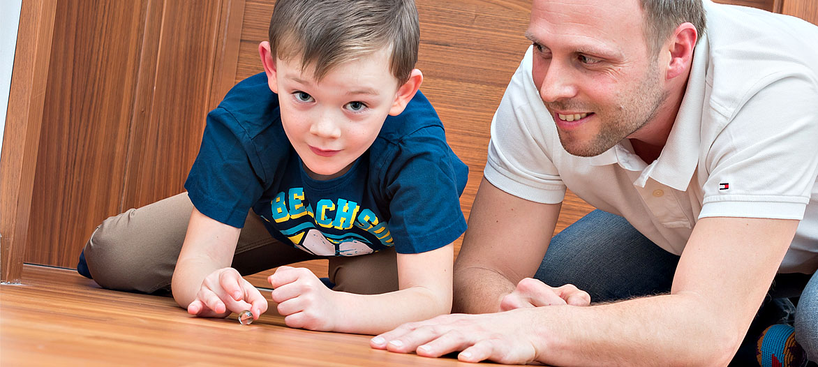 Ergotherapie mit Kindern